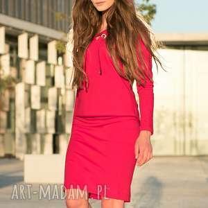 Bien Fashion Dresowa Spódnica Ołówkowa za Kolano, midi, ołówkowa, sportowa