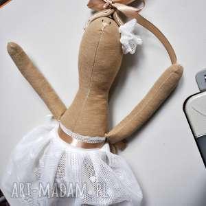 pani królik, maskotka, przytulanka, tilda, prezent, dziewczynki