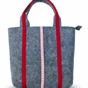 święta prezent, torba filcowa do ręki, torbafilcowa, torebkadoręki, torbafilc, filc