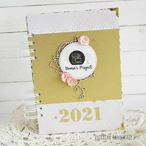 kalendarz w układzie tygodniowym 2021, na zamówienie, kalendarz, planer