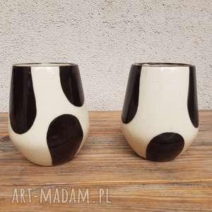 kubek łaciaty, ceramika, kubek, rękodzieło, glina ceramika dom, oryginalny prezent