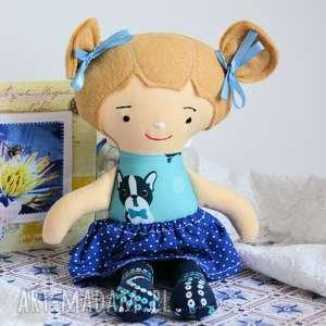 ręcznie zrobione lalki lala monia 25