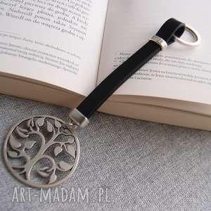 hand made breloki skórzany brelok do kluczy