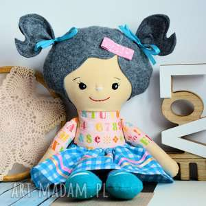 lalka rojberka - słodki łobuziak oleńka 50 cm, lalka, rojberka, dziewczynka