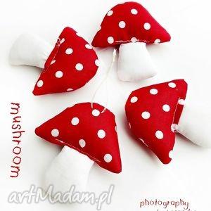 handmade pomysł co pod choinkę christmas - muchomorki