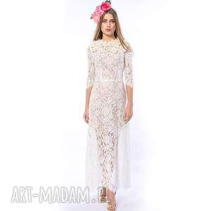 sukienki królewna śnieżka - suknia ślubna