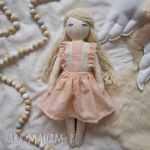 lalki lalka #216, lalka, przytulanka, szmacianka, domekdlalalek, księżniczka