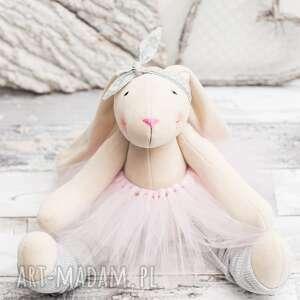 lalki królik przytulanka prezent, królik, prezent, pluszak, lala, roczek