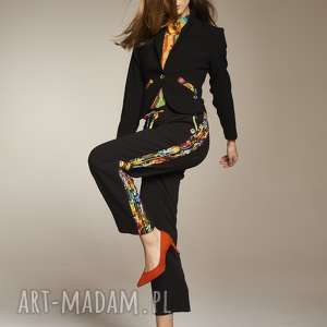 SPODNIE ALINA 7710, spodnielampasy, spodnie-proste, spodnie-kobiece, spodnie-folk