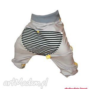 spodnie dziecięce pumpy, spodnie, szarawary, dziecko, unisex