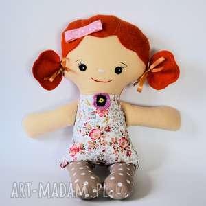 pomysły na prezenty pod choinkę Cukierkowa lala - Tosia 40 cm , lalka, róże, folk