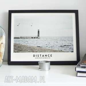 plakaty distance plakat 30x40