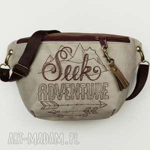 nerka xxl seek adventure - ,nerka,góry,las,papier,washablekraftpaper,haft,