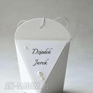 Zamówienie dla pani ewy pudełka marbella ślub, podziękowania