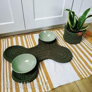 kość podkładka legowisko, dywan dla psa, legowisko psa