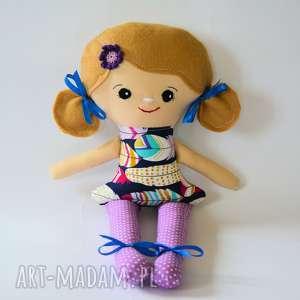 lala bella - marysia 42 cm, lalka, dziewczynka, boho, roczek, urodziny, bezpieczna
