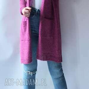 ręcznie zrobione swetry