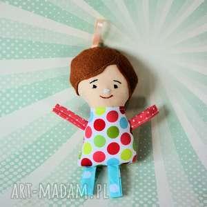 lala kruszynka - ola 15 cm, lalka, metkowiec, gryzak, dziecko, niemowlę, bezpieczna