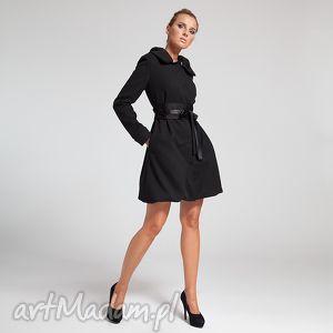 coat ball 36 - moda, jesień, flausz, bombka