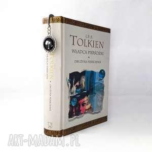 Zakładka do książki Białe drzewo - ,zakładka,książki,drzewo,gondoru,pierścieni,prezent,