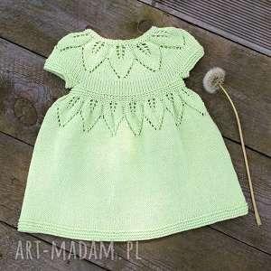 Prezent Sukieneczka Aya, sukienka, dziewczynka, niemowlę, uroczystość, prezent,