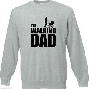 bluzy bluza z nadrukiem dla taty, prezent najlepszy tata, urodziny tatusia