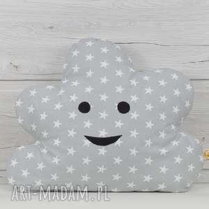 poduszka dekoracyjna dla dziecka 40x50cm - chmurka - poszewka, prezent, chmurka