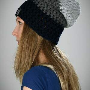 triquence 17 - czapka, czapa, zima, zimowa, kolorowa, wełna