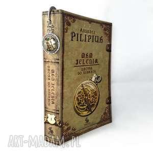Prezent Zakładka do książki Steampunkowy kot, zakładka, książki, steampunk, kot