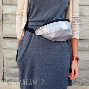 Nerka Grey Black, handmade