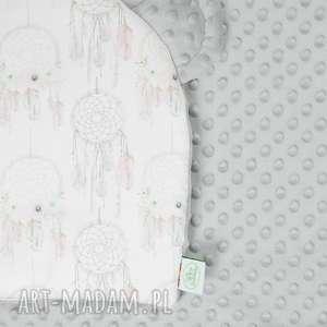 handmade pokoik dziecka zestaw niemowlaka łapacze szary