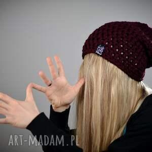 handmade czapki mono