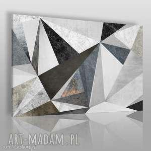 vaku dsgn obraz na płótnie - beton marmur wzór 120x80 cm 59301, marmur