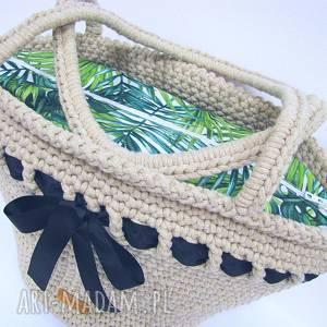 pod choinkę prezent, kosz plażowy roma, koszyk, torba, bag, plażowy, boho