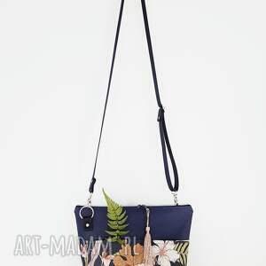 listonoszka roślinna - handmade