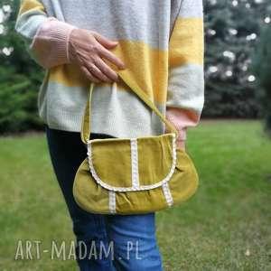 hand-made mini torebka damska retro cekiny handmade