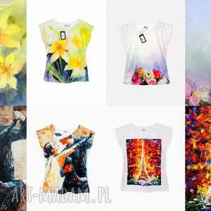 unikalny prezent, oferta specjalna promocja 4 zjawiskowe uniwersalne bluzki damskie