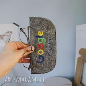 etui na google dziadka - ,google,etui,dziadek,dziadka,filcowe,okulary,