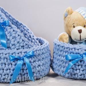prezenty na święta, zestaw koszyków, dla dziecka, dom, koszyk ze sznurka