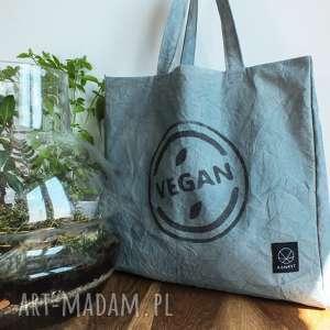 na ramię torba slow vegan, organiczna, ramię