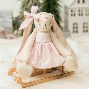 handmade pomysły na święta prezenty królik prezent personalizowany