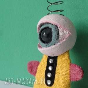 Kjell - lalka artystyczna, lalki, pacynki, artystyczne, kolekcjonerskie, eko