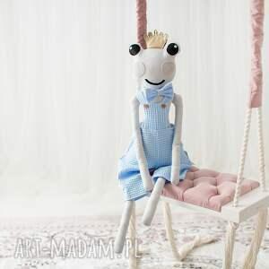 lalki żaba 100cm, lalka, żaba, przytulanka, lalka szmaciana, w ubranku