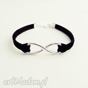 hand-made bransoletki black infinity