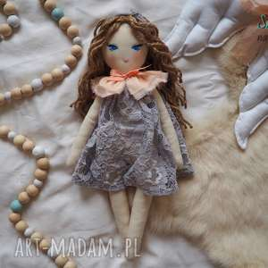 lalka #217, lalka, szmacianka, przytulanka, personalizowana, domek dla lalek