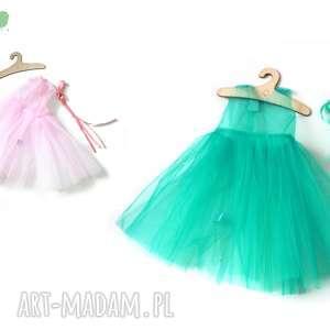 lalki sukienka baletowa tutu - dla lalki, tutu, lalka, kot, szmacianka, balet