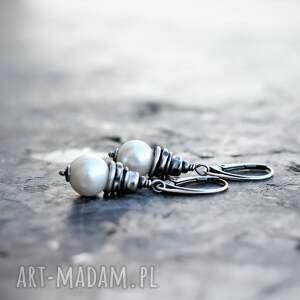perła - kolczyki