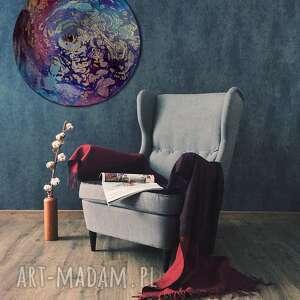 planeta 16, planeta, ziemia, tondo, wszechświat, księżyc