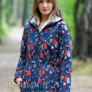 kurtka parka, płaszczyk wiosenny, przeciwdeszczowa softshell