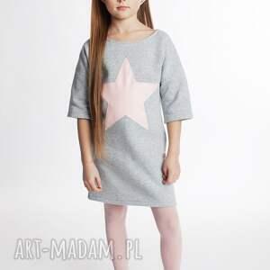 tunika dt09, gwiazda, tunika, wygodna, stylowa dla dziecka